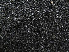 25 LBS - Medium grit - Black Magic Media Blasting Abrasive Fast Cutting Beauty