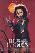 RETURN OF THE LIVING DEAD 3 Movie POSTER 11x17 Mindy Clarke James T. Callahan