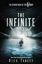 The Infinite Sea 2 by Rick Yancey (2014, Hardcover)