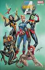 MIGHTY AVENGERS 2 RARE COSPLAY J SCOTT CAMPBELL 2013 NYCC LIMITED VARIANT