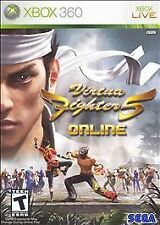 Virtua Fighter 5 Online (Xbox 360) - Game Disc Only