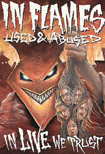 In Flames: Used and Abused... In Live We Trust, Good DVD, In Flames,