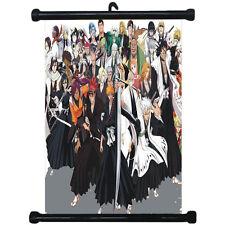 sp210629 Bleach Japan Anime Home Décor Wall Scroll Poster 21 x 30cm