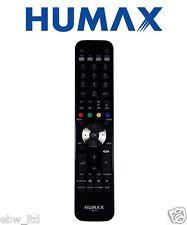 Genuine HUMAX rm-f01 Foxsat Hdr Freesat Remote Control,320 / 500GB & 1TB HDD