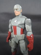 Marvel Universe Avengers Captain America grey loose no accessories offer P3