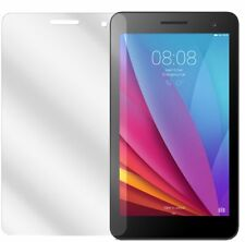 2x Huawei Mediapad T1 7.0 screen protector protection guard crystal clear