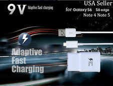 For Samsung Galaxy S5 S6 Active & Sport 2 AMP Rapid Wall Charger Cable
