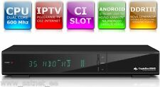 AB CryptoBox 650 HD DVB-S2 FullHD 1080p CI LAN USB PVR HDTV Satellite receiver