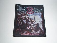 PROTECTOR THRASH METAL WOVEN PATCH