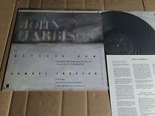 JOHN HARBISON / PREVIN - ULYSSES' BOW / SAMUEL CHAPTER - COLLAGE - LP (4)