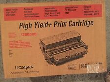 genuine lexmark 1380520 toner cartridge sealed oem box for 4019 4029 4028