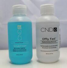CND Shellac Offly Fast /UV Nagellack Entferner/ Vinylux/ Remover Soak OFF/  59ml
