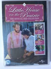 Little house on the Prairie collection episodes 67, 68 & 69  DVD
