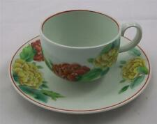 2Villeroy & and Boch T'CHOU - tea cup and saucer NEW