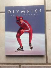 The Olympics A History Of The Games Coffee Table Book William Oscar Johnson
