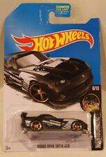 Hot Wheels 2017 Nightburnerz Dodge Viper SRT10 ACR KMART EXCLUSIVE Quantity
