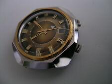 Wecker-Uhrgehäuse mit Zifferblatt + Zeiger für AS 5007 oder 5008 - Automat