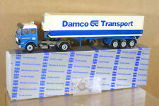 CONRAD NZG MERCEDES BENZ DAMCO TRANSPORT DT TRUCK ARTICULATED LORRY ng