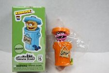 MEDICOM TOY SESAME STREET KUBRICK FIGURE SERIES OSCAR THE GROUCH PINK MUPPETS