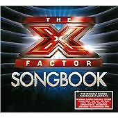 THE X FACTOR SONGBOOK 3CD SEALED/NEW 2014 Michael Buble Sam Smith Olly Murs