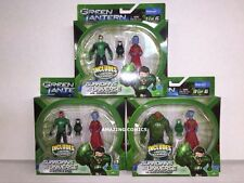 Green Lantern Movie Guardians of the Universe Figure Set of 6 Walmart Exclusive
