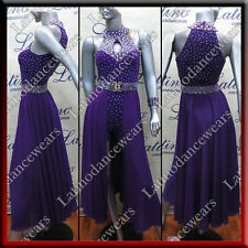 LATIN RHYTHM SALSA BALLROOM COMPETITION DANCE DRESS (VL510)