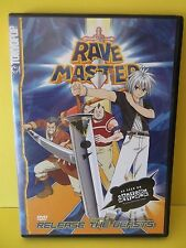 Rave Master - Volume 2: Release The Beasts (DVD, 2004) English Version