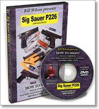 Sig Sauer P-Series: How To Shoot (DVD)/P226/P220