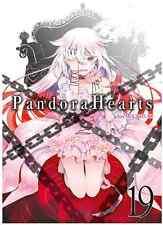 manga Pandora Hearts Tome 19 Shonen Jun Mochizuki Neuf Ki-Oon Square Enix 18,5