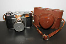 (AA-10147) Vintage Howay Anny 35mm Camera & Case, Estate Find!
