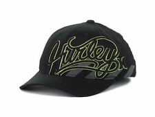 HURLEY YOUTH MIDORI LOGO FLEX FIT BASEBALL STYLE HAT/CAP