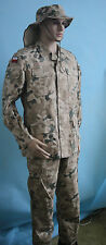 Polish Army DESERT UNIFORM new SET - JACKET & PANTS -  WAR AFHGANISTAN - NATO