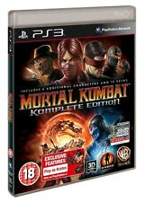 Mortal Kombat Komplete Edition  PLAYSTATION 3 ( PS3 ) nuovo!