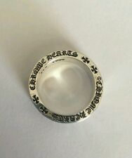 CHROME HEARTS FOREVER RING SIZE 9
