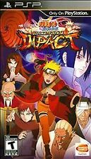 Naruto Shippuden: Ultimate Ninja Impact (Sony PSP, 2011) Game Only! Ships Fast!