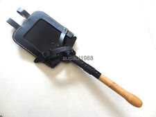 WWII GERMAN FLAT SHOVEL & CARRIER SET FOR COLLECTIBLE