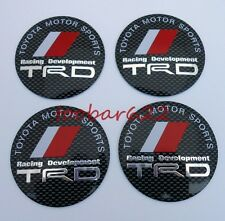 Alloy Tyre Wheel Center Hub Cap Rims Trd Badge Stickers t#438