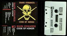 Mark Edwards Code Of Honor USA Cassette Tape