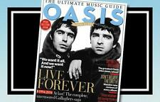 UNCUT Magazine, The Ultimate Music Guide Oasis Noel Liam Gallagher Beady Eye NEW