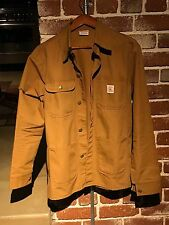 Pointer Brand Collared Duck Chore Coat | L.C. King | M