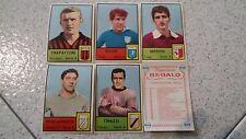 RARE FIGURINE CALCIATORI MIRA IL PALLONE 1965/66 65/66