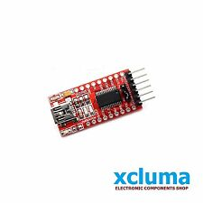 FTDI FT232RL FT232 USB TO TTL 5V 3.3V SERIAL ADAPTOR FOR ARDUINO BE0027