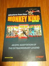 Monkey King Intro Adventures from China JR Comics 9788994208671
