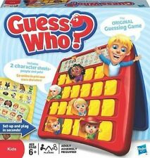 Guess Who Hasbro Children's Board Game