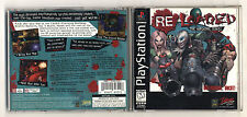 PS1 Playstation 1 RELOADED NTSC PsOne OTTIMO iNTERPLAY Re-Loaded