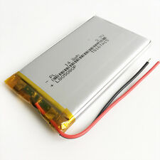 3.7V 4000mAh 14.8wh LiPo Polymer Battery For Power Bank Tablet PC DVD PAD 805080