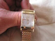 Vintage Longines Watch 14K Gold 17 Jewels
