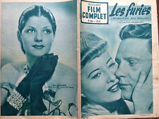 """LE FILM COMPLET 1952 N° 329 """" LES FURIES """", BARBARA STANWYCK - WENDELL COREY"""