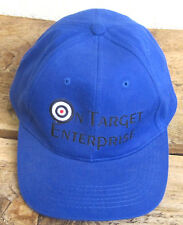 ON TARGET ENTERPRISE Baseball Hat Cap Shooters Den Gun Store Locksmith 1sz Adj