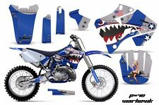 Yamaha Graphic Kit AMR Racing Bike Decal YZ 125/250 Decals MX Parts 96-01 P40 U